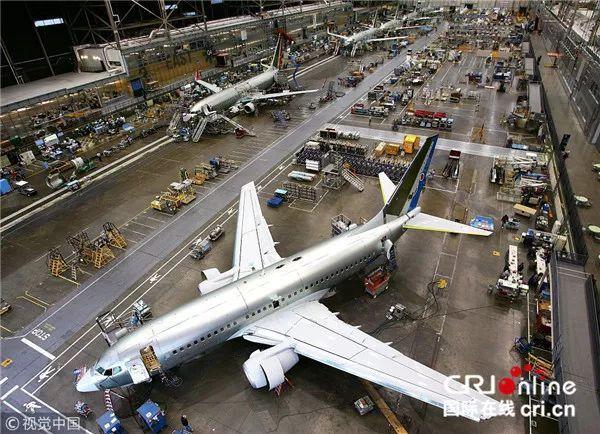 波音宣布削减737 MAX产量