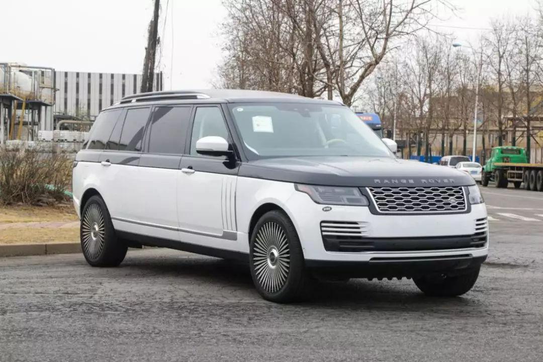 昂贵的名片 路虎皇家一号,英皇级SUV 君王坐下的移动城堡