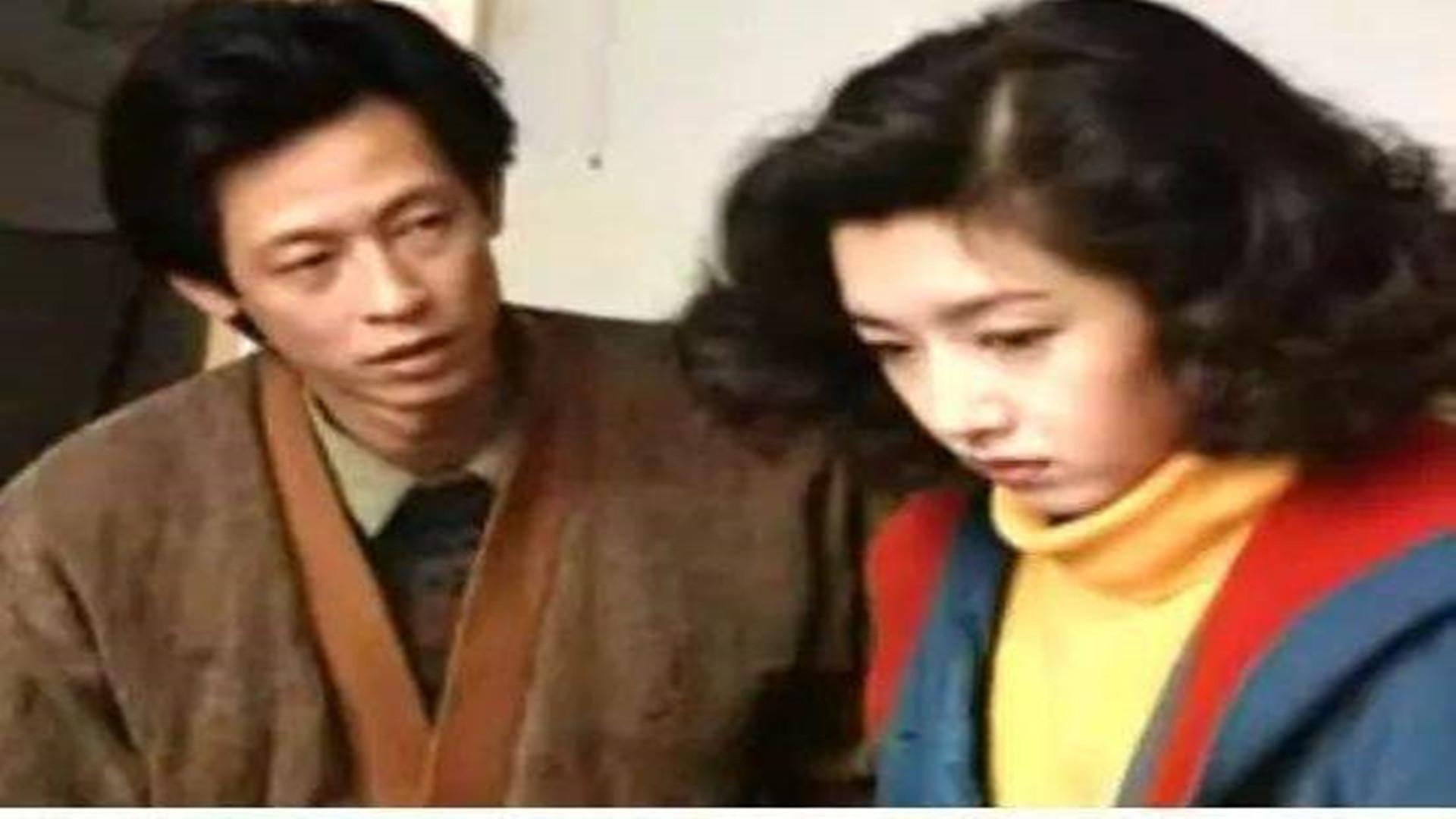 张博与江珊的合影
