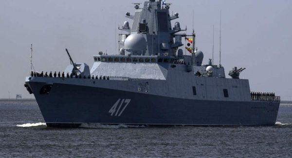 进度拖延资金不足 法媒称俄海军现代化步履维艰