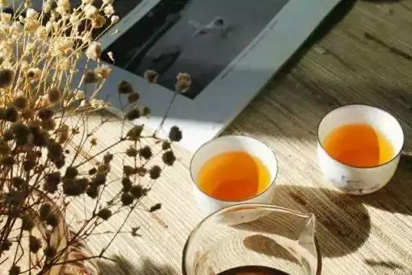 春季喝的茶图片