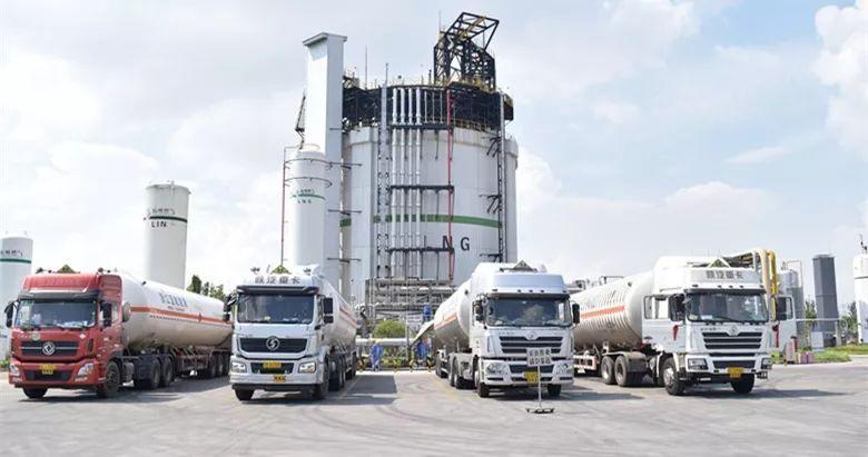 燃气资讯|中国超越日本新晋全球第一大天然气
