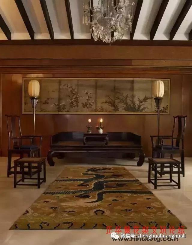 <b>一位菲律宾贵妇的明清家具收藏</b>