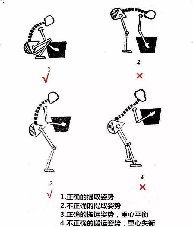 搬重物后腰疼怎么办_骨科大夫 | 腰扭伤了,怎么办?_锻炼