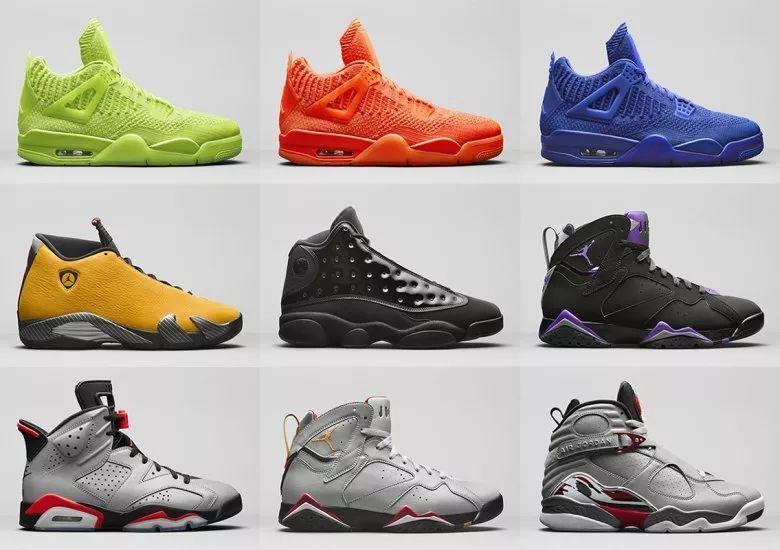 <b>Jordan 2019夏季鞋款预览,想好入手哪双了吗?</b>