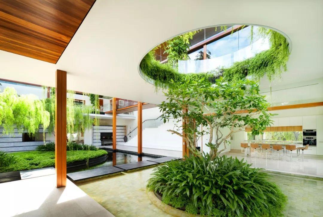 这些美的令人窒息的绿色建筑,每一个都让人流连忘返