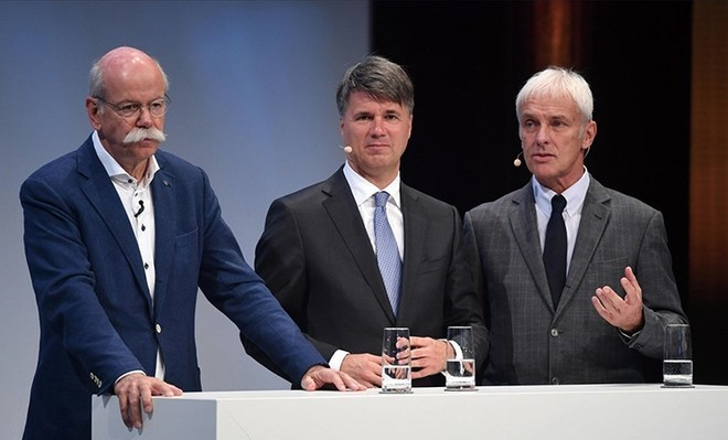 欧盟宣布德系三巨头垄断柴油机尾气清洁技术