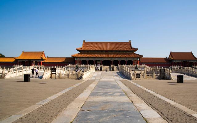 中国的三座故宫:第一座名扬天下,第二座没人听说,第三座最正统