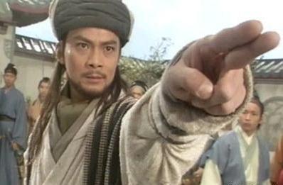 鸠摩智,一个武痴,武功不弱于萧峰,别不服气