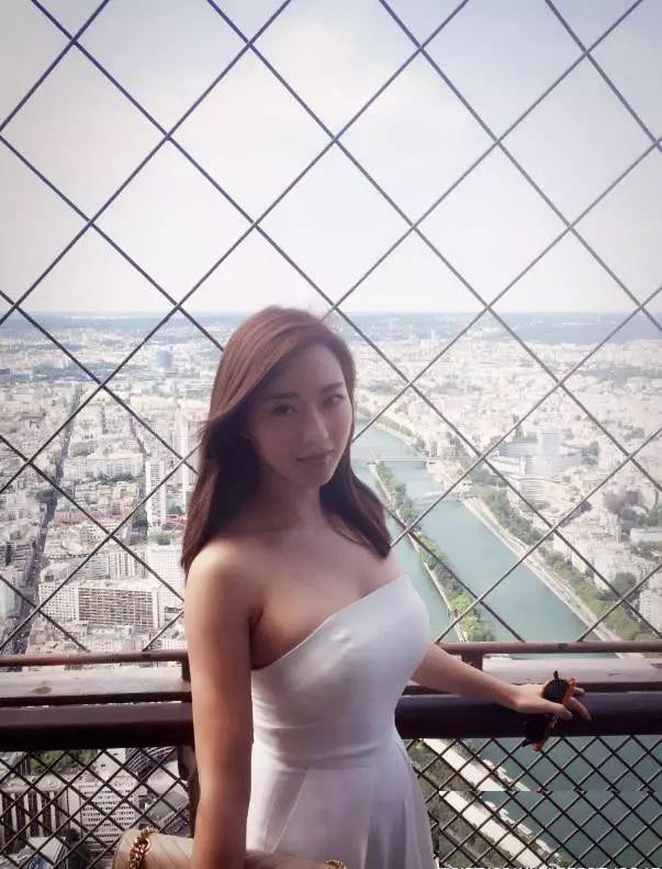 蒋聘婷定居海外,31岁生活有滋有味,网友:本是青灯不归客