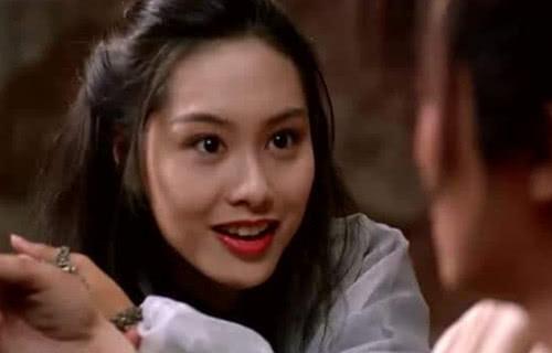《大话西游》中朱茵还演过他?与紫霞仙子判若两人,女神牺牲太大