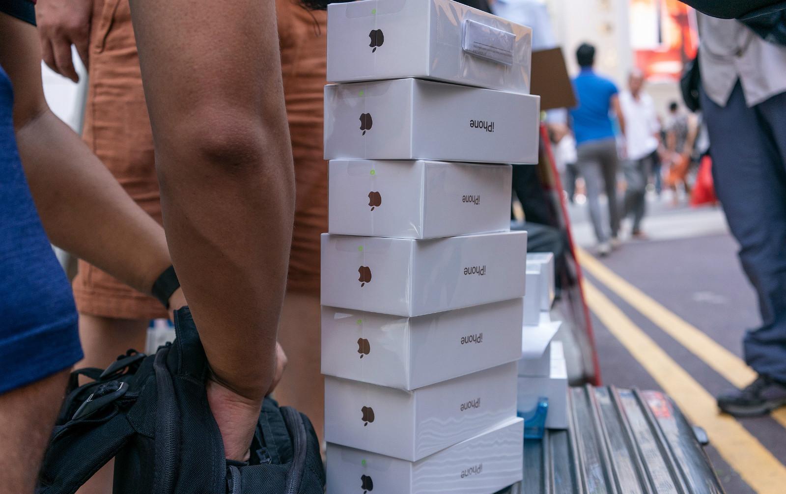 中国留学生用假 iPhone 骗了苹果 600 万,背后是几十亿的售后灰色产业链