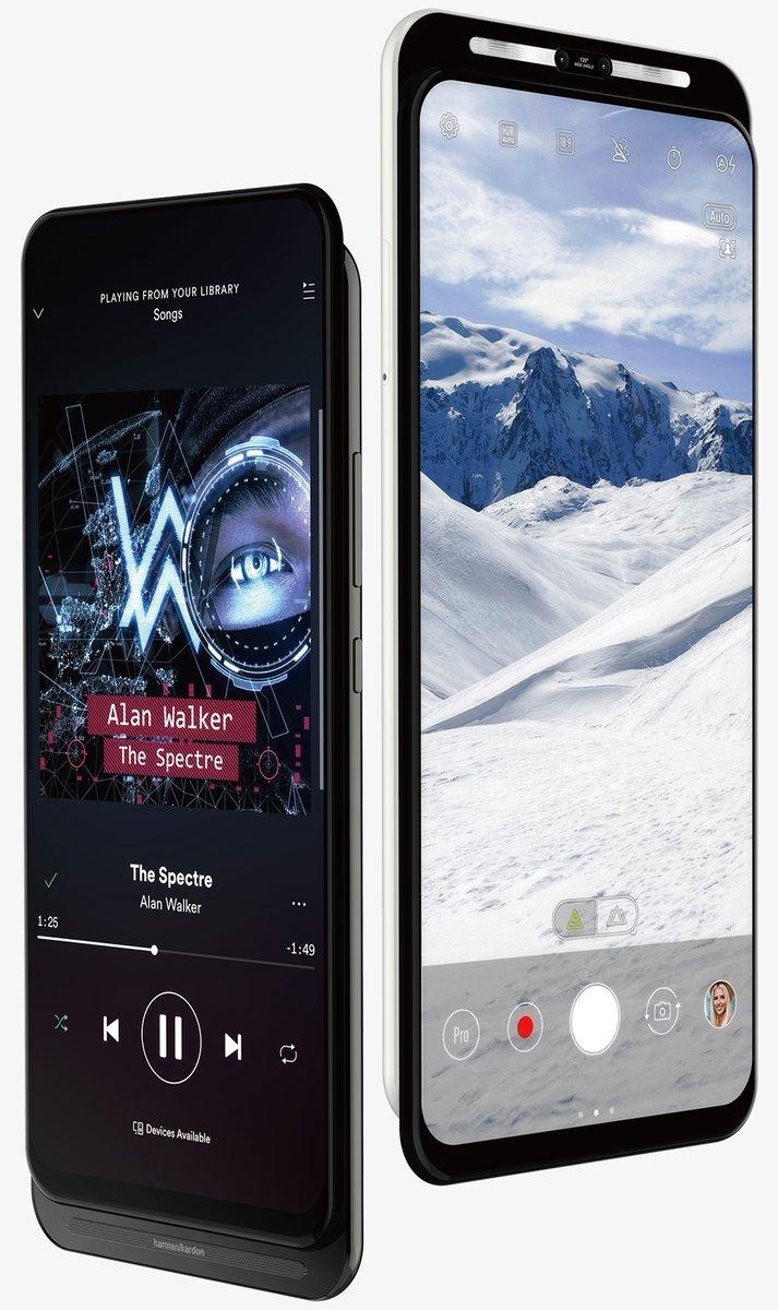 华硕5G新机曝光:神似诺基亚N95,双向滑盖带来双份幸福?