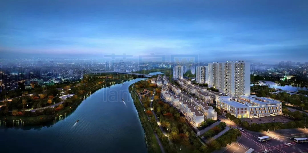 晋江池店南片区规划图
