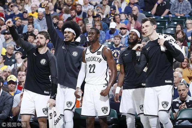 """刚刚,阿里巴巴蔡崇信的球队杀进了NBA季后赛,未来会更名""""天猫队""""吗?"""