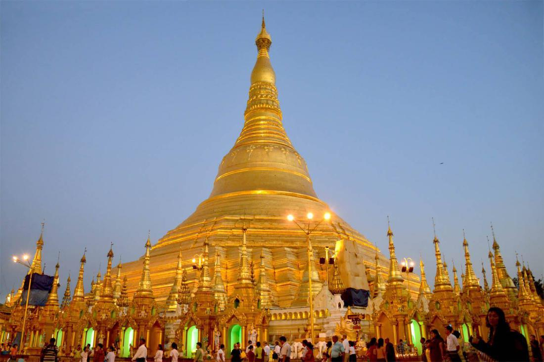 去缅甸旅游需要什么手续图片