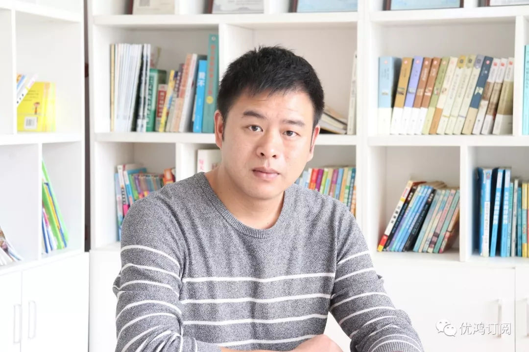 优鸿青年师德先锋王伟:每个孩子都值得更好的人生
