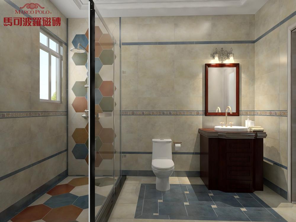 卫生间用亚光瓷砖好不好?4个突出的优点,附选购方法!图片