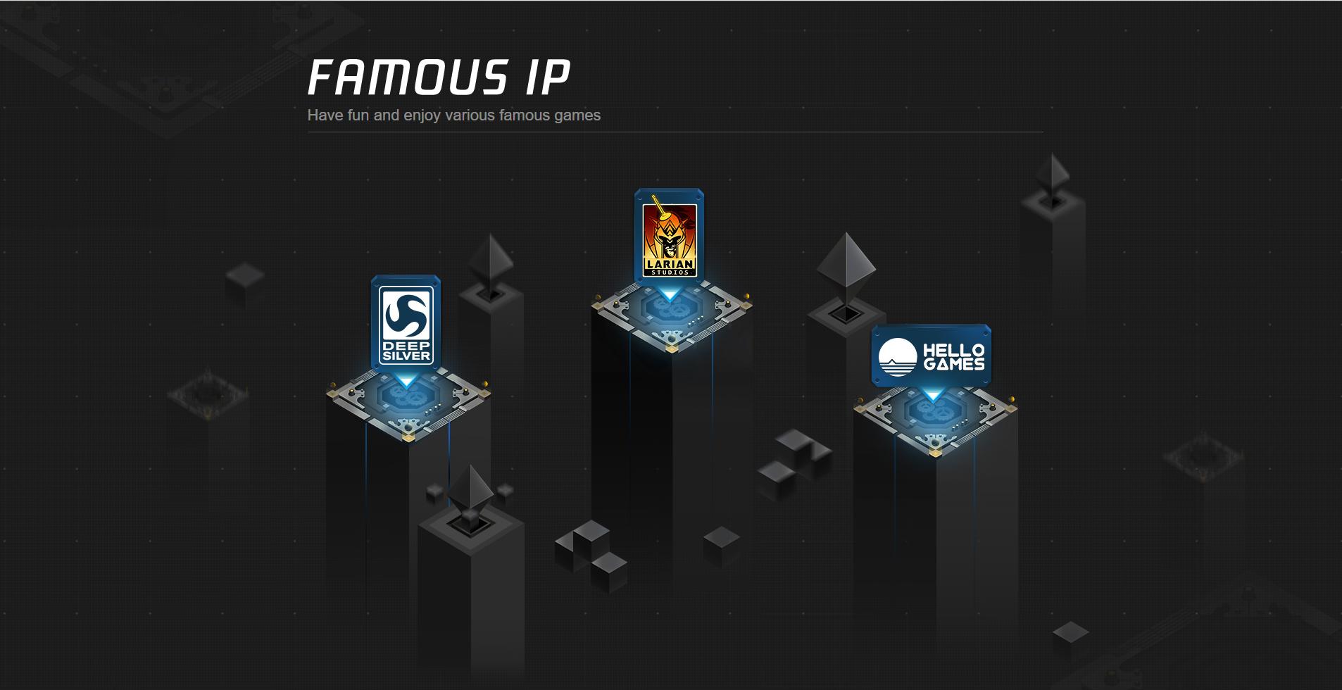 腾讯WegameX使用的是香港域名,暂时只有29款游戏