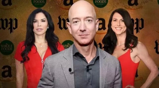 前妻放弃300亿美金财富!让亚马逊CEO贝索斯保住了公司的控制权