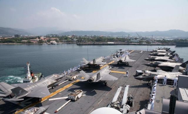 原创 菲律宾腰杆又硬了?美军刚去搞联演,就公开向中国发难!