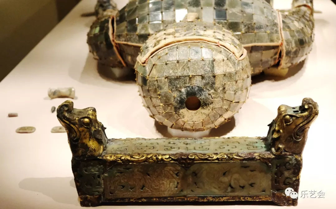 王的生活:安奇鲁分享国博满城汉墓展青铜器玉陶器五