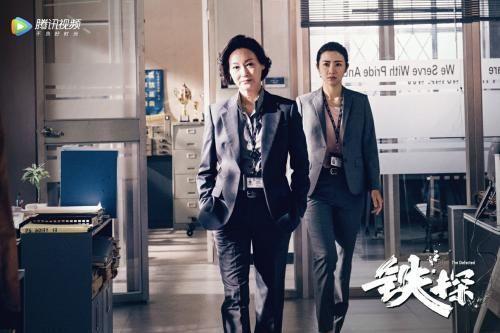 《铁探》剧情紧凑受关注 网友:回到TVB黄金年代