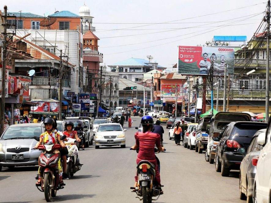 去缅甸旅游需要什么图片