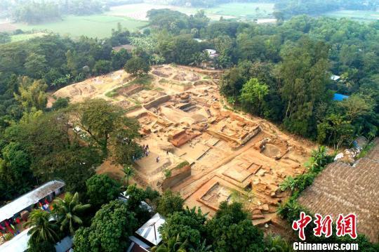 孟加拉国三朝都城考古取得新进展 确认