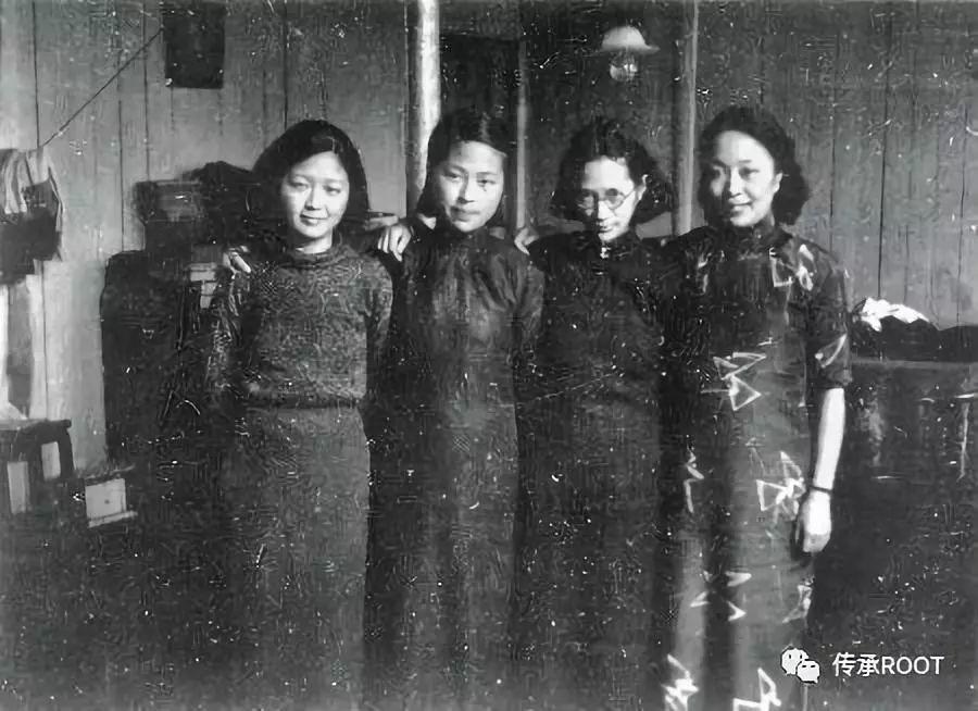 中国最后的大家闺秀,与宋氏三姐妹齐名的张家四姐妹,大姐张元和的一生