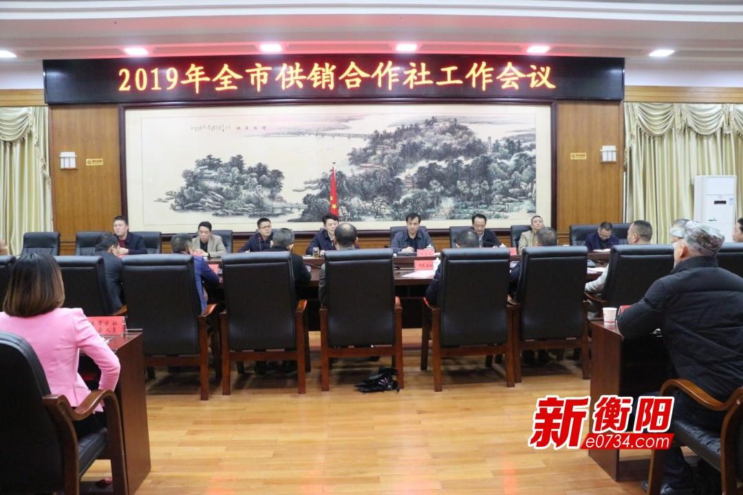 湖南衡阳市社:确立改革目标 力争村级覆盖率超80%