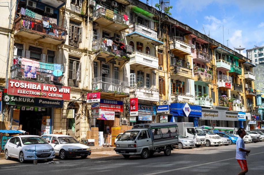 去缅甸旅游需要什么证件图片