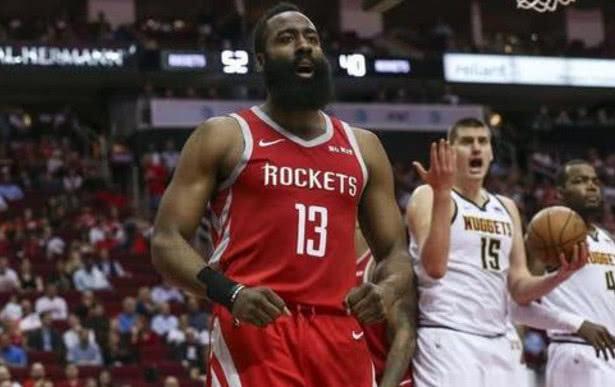 NBA最新排名:掘金阴谋难得逞火箭不管对手冲第二勇士躺赢
