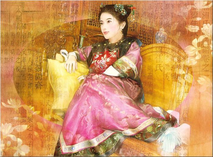 雍正四个女儿为何一个封和硕公主,三个没有封号