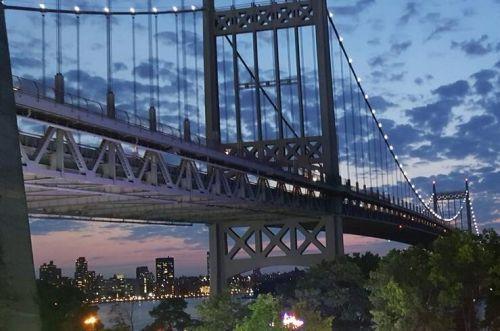纽约首次尝试在大桥上识别车内司机面孔 失败得很彻底