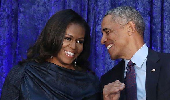 不再出山?奥巴马:若再竞选公职 妻子会离我而去