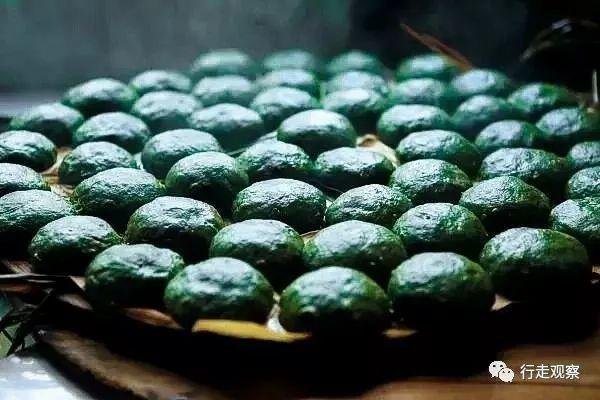 徽州清明粿 | 流連唇齒間的清香,融化舌尖上的鄉愁