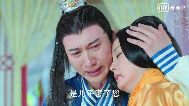 """《重耳传奇》齐姜开启追夫路,王龙华""""槑猪蹄子""""属性暴露无遗"""