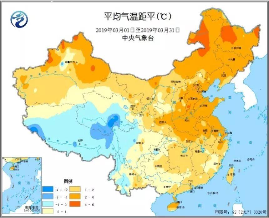 气象丨4月需重点关注东北春旱