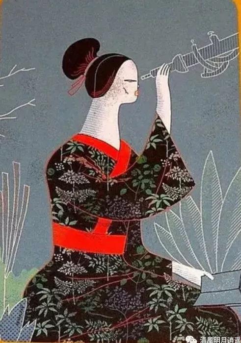 200年前一名被外国人推崇的清朝女人