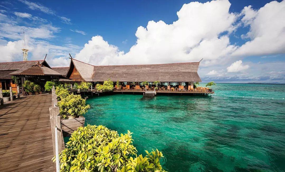 马来西亚最网红的住宿当然是住木屋!