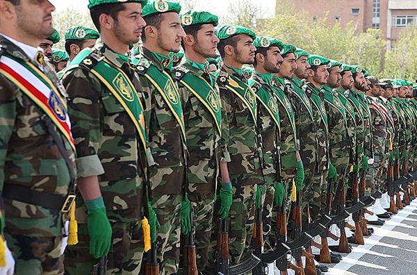 特朗普将伊朗伊斯兰革命卫队列为恐怖组织,美