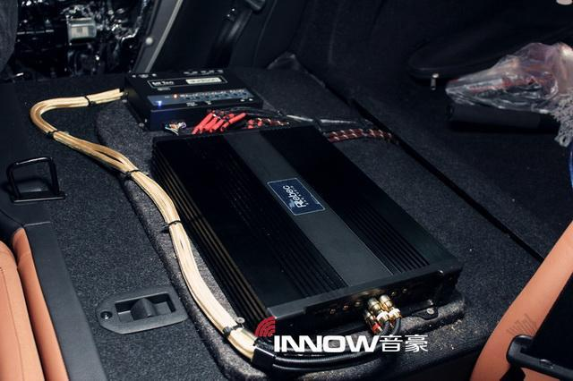 豁然开朗 沃尔沃S60L汽车音响改装德国伊顿pow 172.2 三分频
