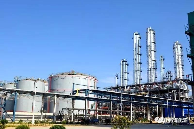 彬州煤化工乙二醇_黔希煤化工一季度生产乙二醇67615吨,实现了首季开门红!