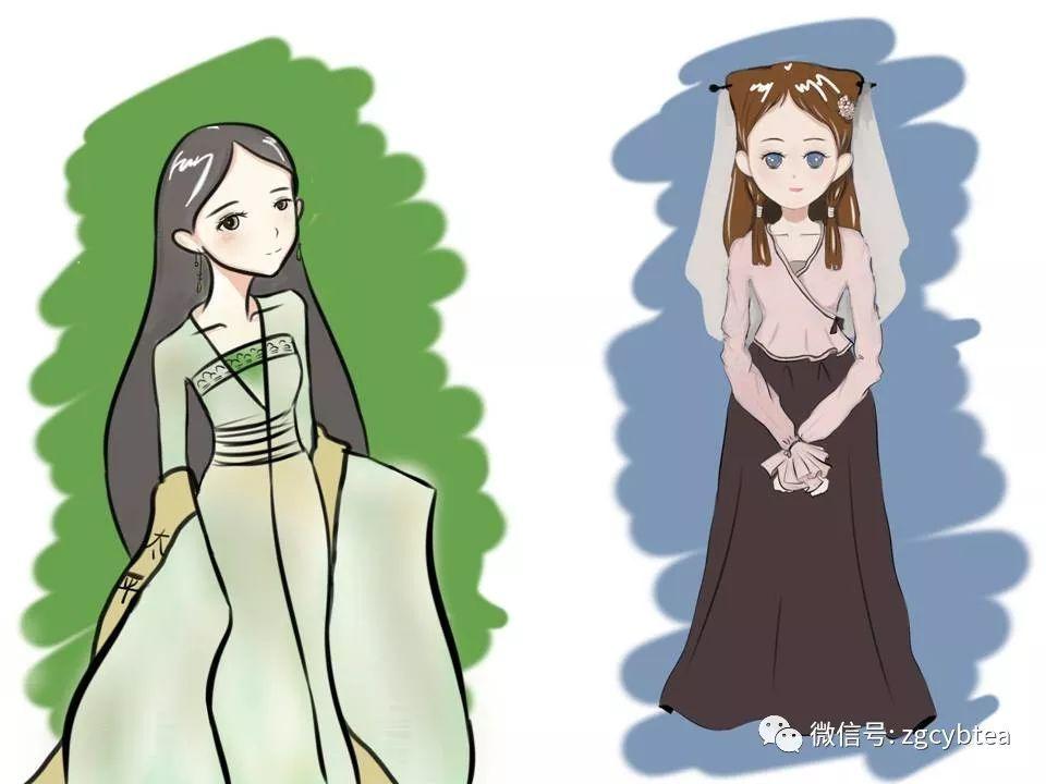 绿茶pk战:春天的绿茶,全都变成了一个个在你舌尖争艳的小妖精!