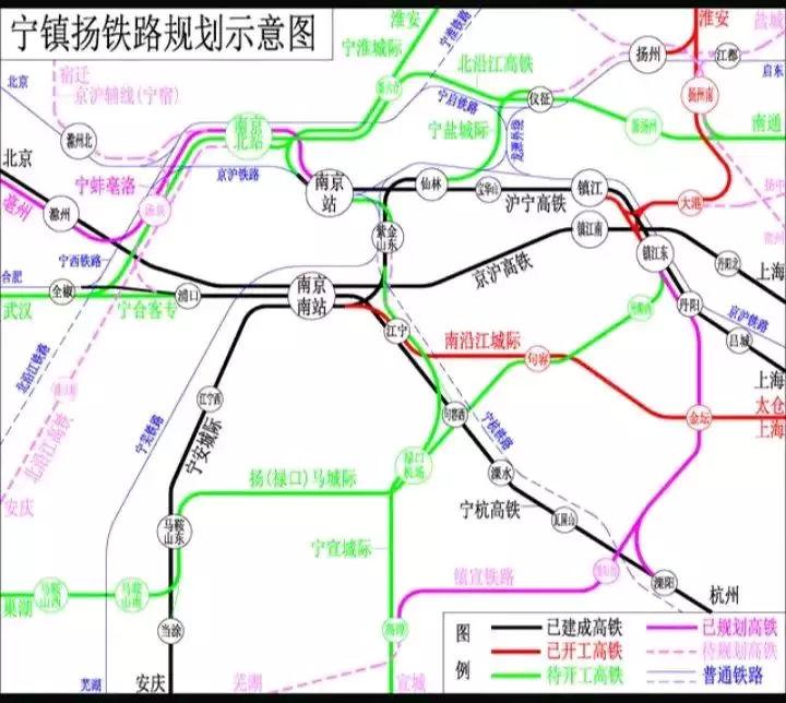 台城2018新南区规划图