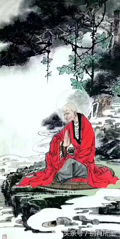 精品国画古代人物画,画家李志远老师国画历史故事画八幅图作品展