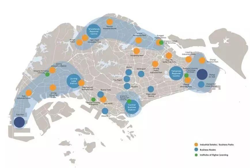 2019新加坡总体规划最新出炉