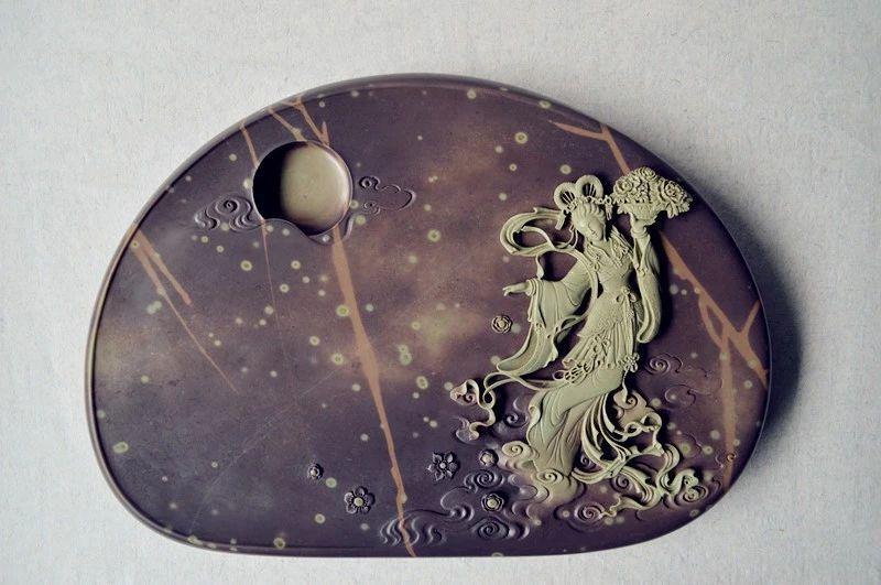 在吉林省,有这样一位匠心卓著的砚雕匠人...