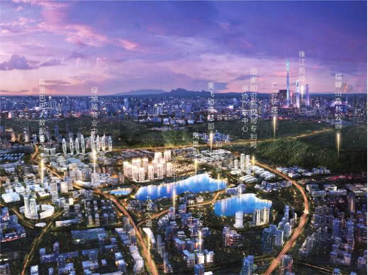 中新知识城位列广州十大热门置业板块 双珑原著高性价比受关注